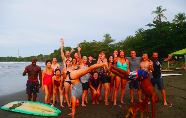 Costa Rica Yoga Adventure – Cycle 3 Sixty