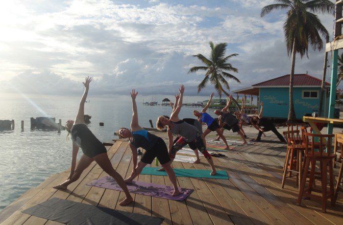 Belize Yoga Trip